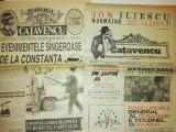 Cumpara ieftin LOT 10 ZIARE / ZIAR VECHI CATAVENCU -1991