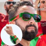 Ochelari de Soare Pliabili Sunfold Mondial Portugal