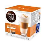 Capsule de Cafea cu Pungă Nescafé Dolce Gusto 24191 Latte Macchiato (16 uds) Karamelinė