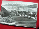 Ilustrata Zarnesti - Vedere Panoramica ,inceputul anilor '60