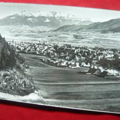 Ilustrata Zarnesti - Vedere Panoramica ,inceputul anilor '60, Necirculata, Fotografie