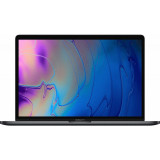 Laptop MacBook Pro 15 Retina cu Touch Bar, Coffee Lake 6-core i7 2.2GHz, 16GB DDR4, 256GB SSD, Radeon Pro 555X 4GB, Mac OS High Sierra, INT keyboard