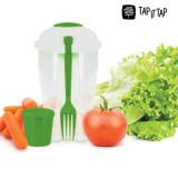 Cutie de plastic pentru salată Salad to Go