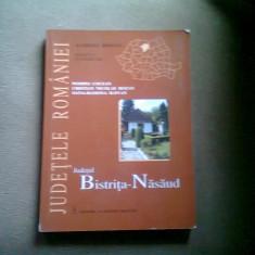 DIN COLECTIA JUDETELE ROMANIEI- JUDETUL BISTRITA NASAUD - POMPEI COCEAN