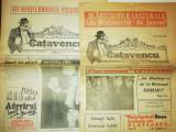 LOT 8 ZIARE / ZIAR VECHI CATAVENCU SI 22