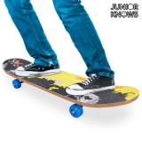 Skateboard din Lemn (4 roţi)