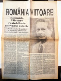 RAR - ZIAR VECHI ROMANIA VIITOARE , ANII 90