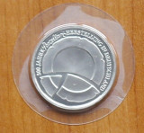 Germania 2010 , moneda 10 euro din argint , 925 ; 18 grame ; diametru : 32,5 mm, Europa