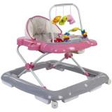 Premergator Pisicuta - Sun Baby - Roz cu Gri, Sun Baby