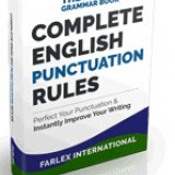"Vand e-book ""VOLUME II:Complete English punctuation rules"""
