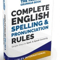 "Vand e-book ""Vol III : Complete English spelling and pronunciation rules"""