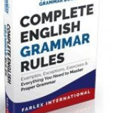 "Vand e-book ""Volume I: Complete English grammar rules"""