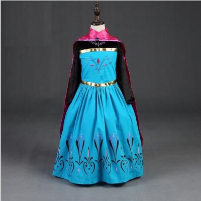 Rochie/rochita printesa Elsa Frozen- Ziua incoronarii foto