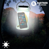 Bidon LED Solar din Silicon Partner Adventures