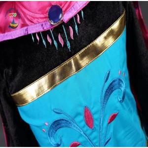 Rochie/rochita printesa Elsa Frozen- Ziua incoronarii