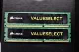 Memorie ram Corsair,DDR3,2x4 GB,1600MHz