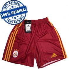 Pantalon Adidas Galatasaray pentru copii - pantaloni originali, S
