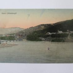 C.P. Satul Calimanesti,circulata 1908, Printata