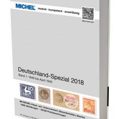 Michel cataloge Deutschland Speziall vol. 1 + vol. 2