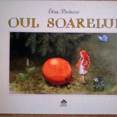 Elsa Beskow - Oul soarelui