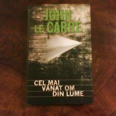 John Le Carre Cel mai vanat om din lume