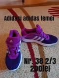 Adidasi ADIDAS dama, 38 2/3