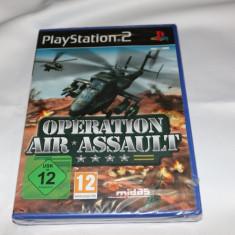 [PS2] Operation Air Assault - joc original Playstation 2 PS2 - NOU , SIGILAT -