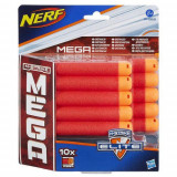 Rezerva de munitie Hasbro Nerf N-Strike pachet 10
