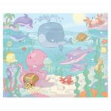 Tapet pentru copii Walltastic Baby Under the Sea