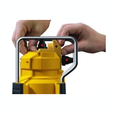 Set LAPR 150 orizontal, vertical, cu trepied si rigla de 2,4 m nivela laser rotativ