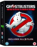 FIlme Ghostbusters / Vanatorii de fantome- 1-3 Collection [DVD], Romana, dream works