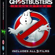 FIlme Ghostbusters / Vanatorii de fantome- 1-3 Collection [DVD], Romana, dream works