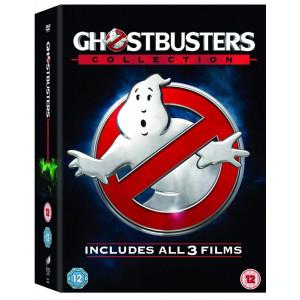 FIlme Ghostbusters / Vanatorii de fantome- 1-3 Collection [DVD]