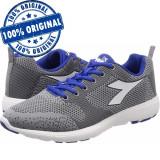 Pantofi sport Diadora X Run Light pentru barbati - adidasi originali, 40 - 44, 44.5, 45, 46, Gri, Textil