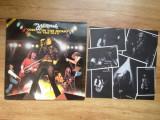WHITESNAKE - LIVE IN THE HEART OF THE CITY (2LP,2 viniluri, 1980,UK) vinil vinyl