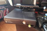 XBOX 360, 4gb, senzor kinect si jocuri