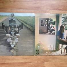 PINK FLOYD - UMMAGUMMA (2LP,2 VINILURI,1969,HARVEST/EMI,UK) vinil vinyl