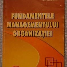 Ovidiu Nicolescu - Fundamentele Managementului Organizatiei