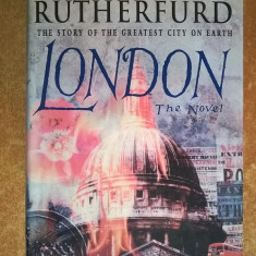 Edward Rutherfurd - London The Novel