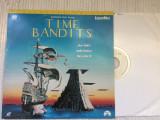 Time bandits laser disc film movie aventura fantasy Terry Gilliam laserdisc 1981, Alte tipuri suport, Altele
