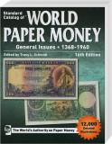 Catalog world Paper Money  - standart issues - 1368 - 1960