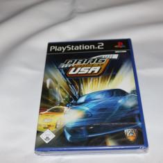 [PS2] Drag Racer USA - joc original Playstation 2 PS2 - NOU , SIGILAT -