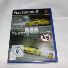 [PS2] Speed Machines 3  - joc original Playstation 2 PS2 - NOU , SIGILAT -
