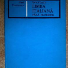 Paul Teodorescu - Invatati limba italiana fara profesor