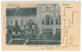2919 - ZALAU, Salaj, Romania - old postcard - used - 1904, Circulata, Printata