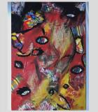 Grace Otheater - Pastiche - Arta Mixta, Abstract, Pastel, Altul