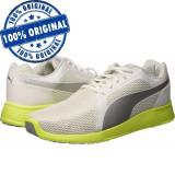 Pantofi sport Puma ST Trainer Evo Silver pentru barbati - adidasi originali, 41, 42, 42.5, 43, 44, 44.5, 45, 46, Textil