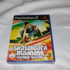 [PS2] Skateboard Madness - joc original Playstation 2 PS2 - NOU , SIGILAT -