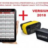 Kit Diagnoza Auto Tester Profesional Tableta + Interfata X431  PRO3 2018