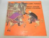 Disc vinil LP - Povesti -Mircea si Baiazid, Stanca si fulgerul